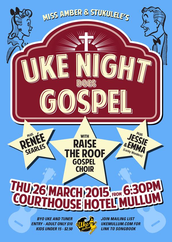 Uke Mullum Gospel Night