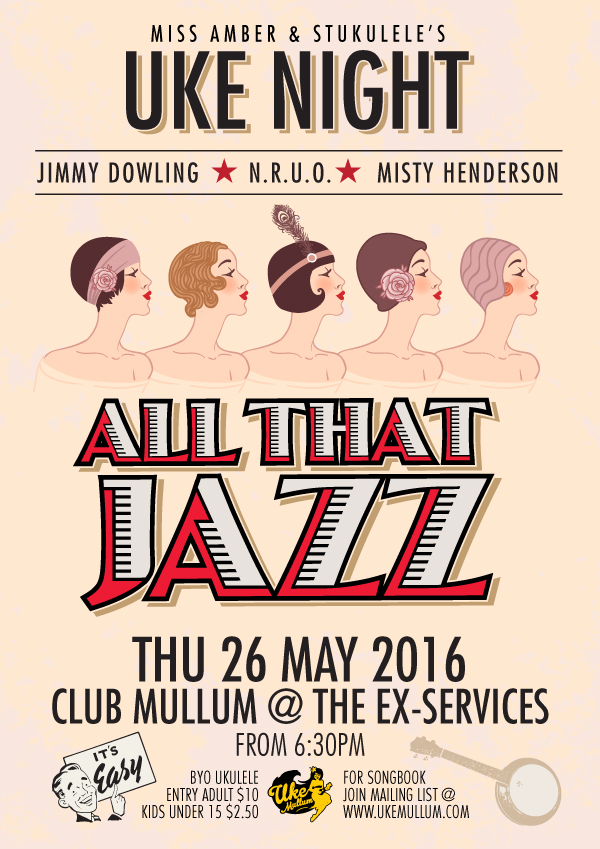 All That Jazz _ Thu 26 May