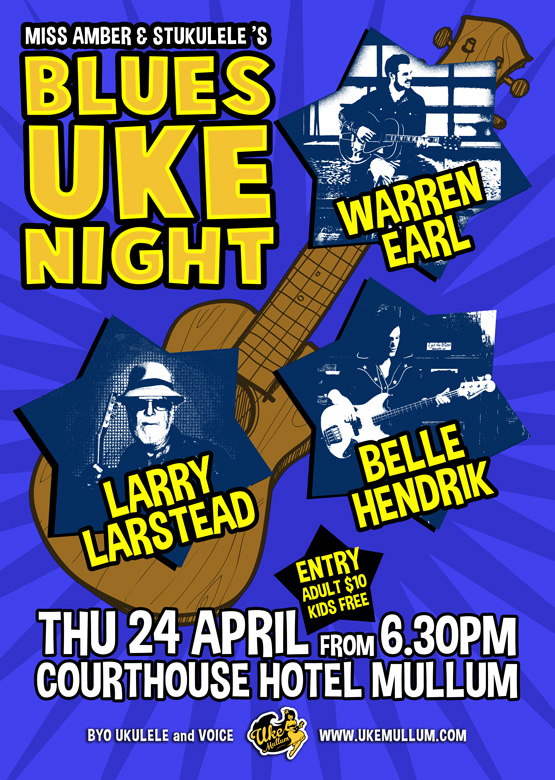 Blues Uke Night