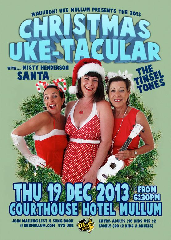 2013 Christmas Uke-Tacular
