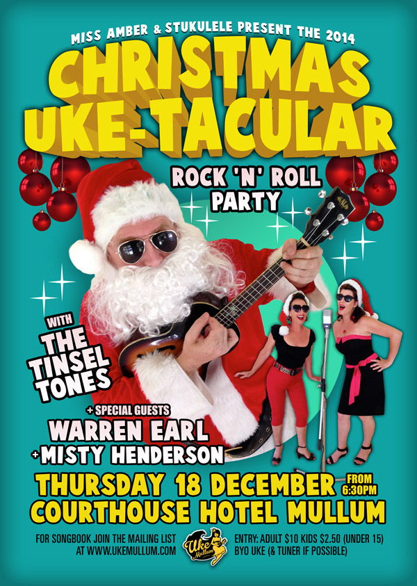 Christmas Uke Tacular 2014
