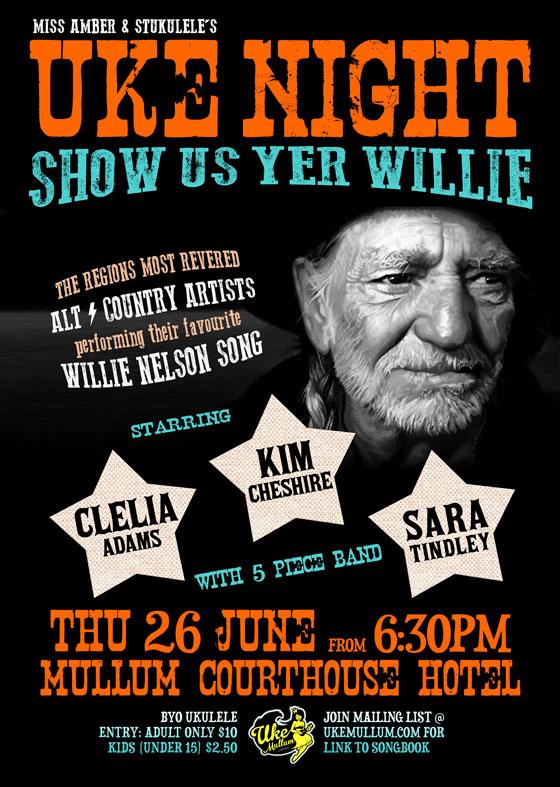 Show Us Yer Willie