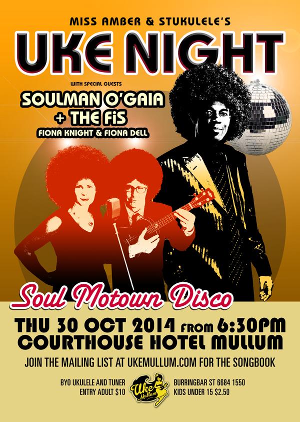 Soul Motown Disco