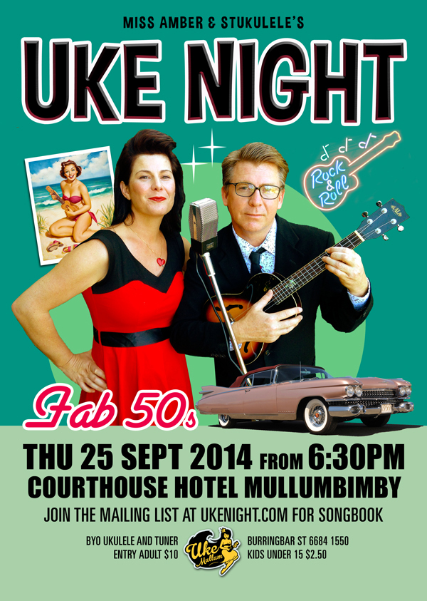 50s Night Mullumbimby