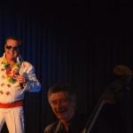 Elvis... smiles all round