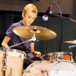 Sam Sanders (son od drummer Dave Sanders